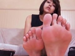 Anais Jolie Feet Toes and Soles