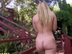 Double Penetration for Blonde AJ Applegate