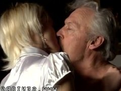 Teen fucks father in law first time His present wife is well past her
