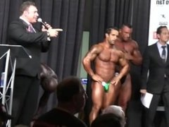 2016 NPC Miami Overall : Fidel and his amazing ass