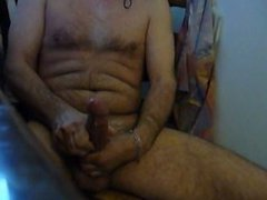 My long cock with cumshoot