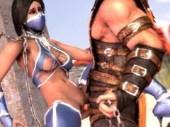 Mortal Kombat XXX Kitana SFM Compilation