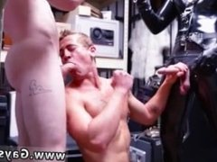 Free solo male cumshot movies gay Dungeon sir with a gimp