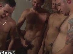 Toronto gay men free sex tape porno James Takes His Cum Shower!