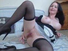 Amateur maid camgirl at evocams com-Twitter:@lisa_ann247
