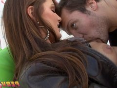 PervCity Lily Carter Is Nervous About His Big Cock