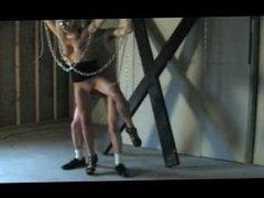 slave Isabella Valentine MILF in the Dungeon part 3 of 3