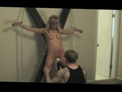 MILF slave Isabella Valentine and the Cross part 2 of 3