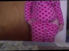 Teen Spreads Ass on webcam