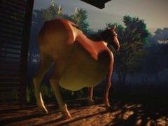 Eaten By Horse