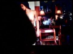 Night Wank Watching Chelsea French 4