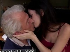 Blonde pov blowjob facial Horny senior Bruce catches sight of a lovely