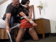 Ashley Renee - Bound Hostage