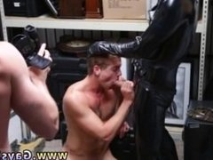 Lusty puppy pants fetish gay first time Dungeon master with a gimp