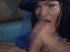 she knows how to suck a cock