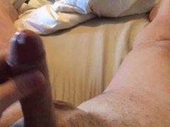 My Huge Cumshot in slow motion