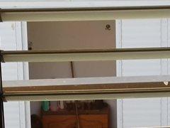 Israeli neighbor voyeur