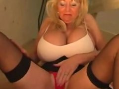 This British MILF Has Huge Tits
