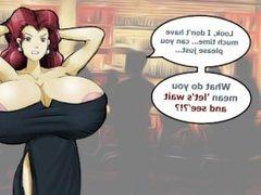 Nightclub Breast Expansion