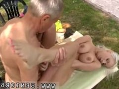 Hot young milf with big tits first time But blonde cuties can be very