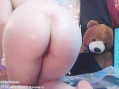 Teen Gets ANAL Gape PISSED IN