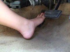 Dream Pedal Pump feet