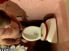Cut emo gay porn Voyeurs enjoy our bathroom peeing flicks like this, so