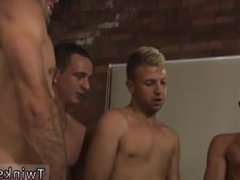 Gay twink sucks brothers cock movies James Takes His Cum Shower!