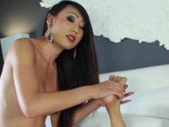 TS Foxxy & Venus Sex Atfer Massage