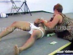 Horse Hung Male Stripper