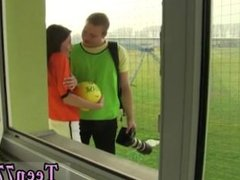Unwanted sex and tanya james blowjob Dutch football player boned by