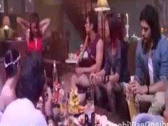 Sunny Leone Kissing Sandhya Mridul - Ragini MMS 2 (PornHouse.Mobi)