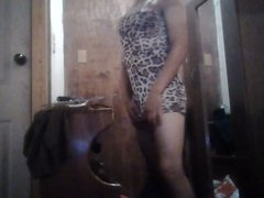 mi pene vestido de mujer