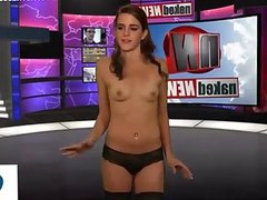 Emma Watson Strip Nude On Tv