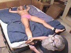 Briella Jayden gets Tickle Tortured