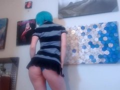 Strip Tease at clips4sale.com