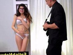 FetishNetwork Ava Taylor nerd bdsm sex