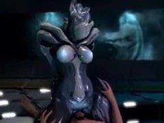 3d alien sex part 2