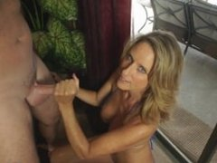 Jodi West - Oiled Up JerkJob