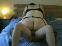 Horny Fat Ass BBW fuckfriend loves riding cock daily