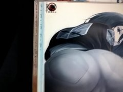 Cum Tribute - Mikasa Ackerman