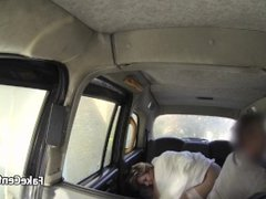 Taxi driver fucking runaway bride