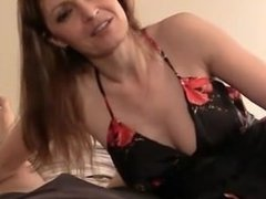 POV One of the best mom son face2face creampies ever