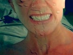 CUM ART-Facial Cum Blast-Tribute to PH User jesssssssssie-Best Tributes