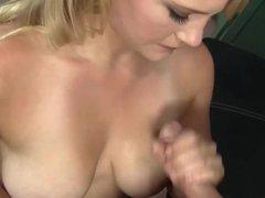 Jessica Brandy Hot Handjob