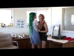 Avalon & Emerald: Hot As Fuck