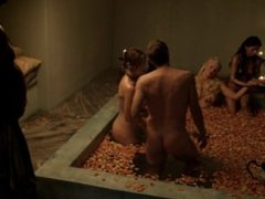 Laura Surrich & Lucy Lawless Topless Spartacus:Blood and Sand S01E06 HD