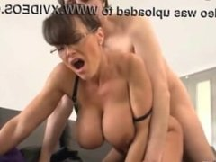 Lisa Ann fuck on couch