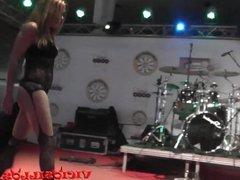 Pantera y anthony show erotico SEM 2015