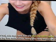 Anal dildo show on cam at 1freecam com